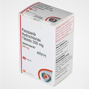 帕唑帕尼/培唑帕尼Pazopanib
